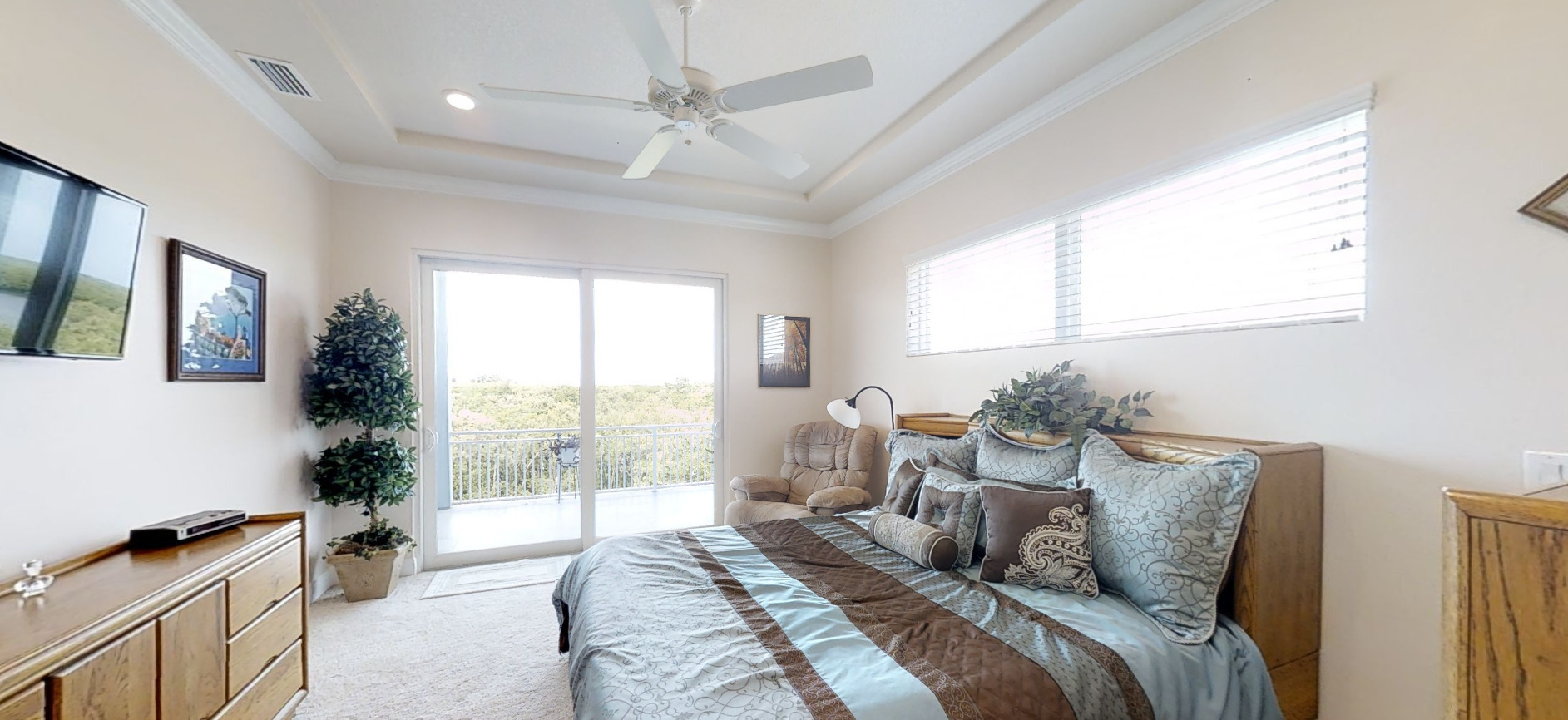 Mariner Master Bedroom