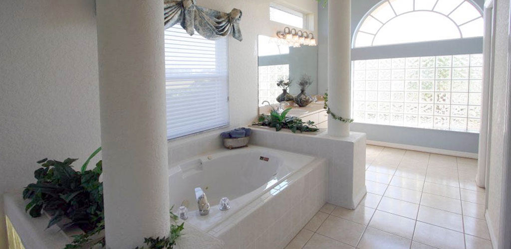 Key West Master Bath