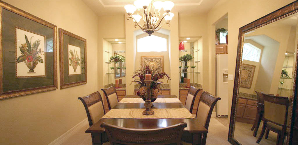 St. Martin III Formal Dining Area