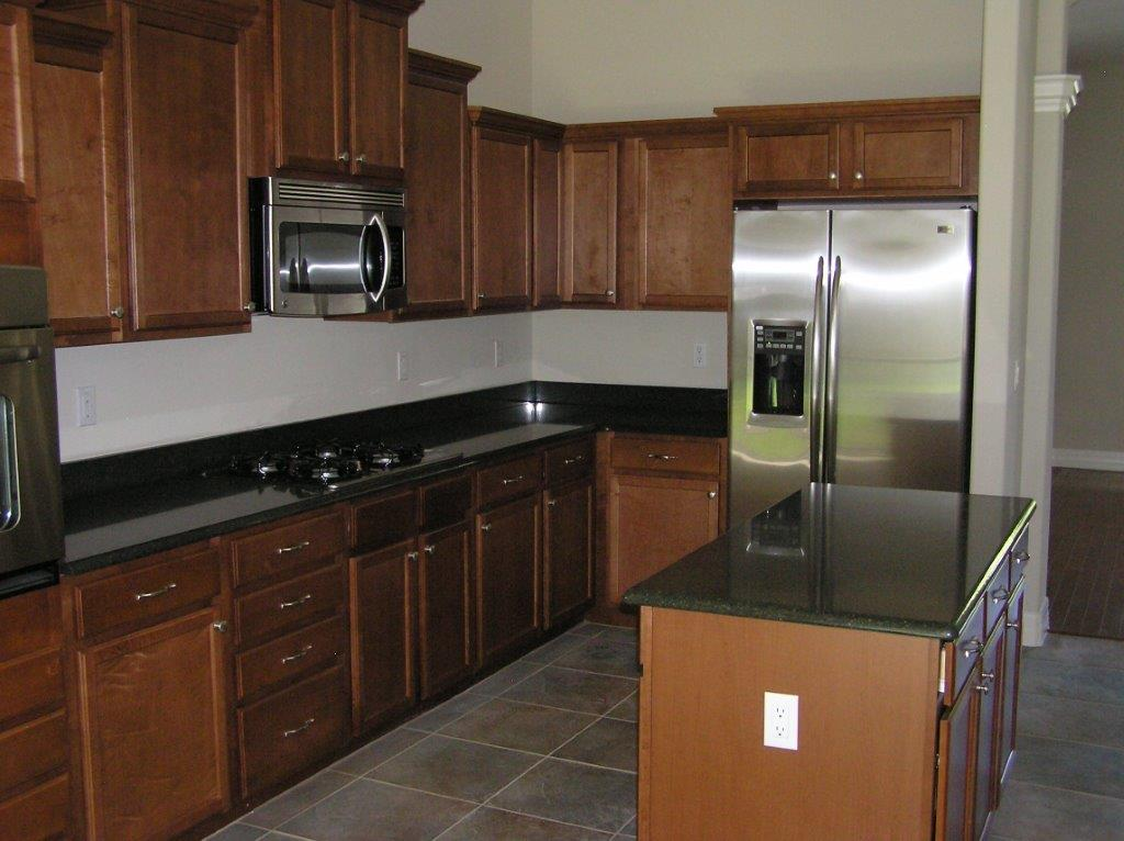 Completed Interior Kitchen